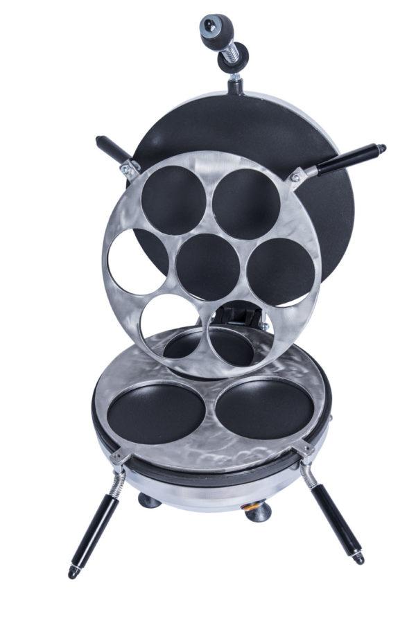 Robocrepes 3.0 pancake - aperta